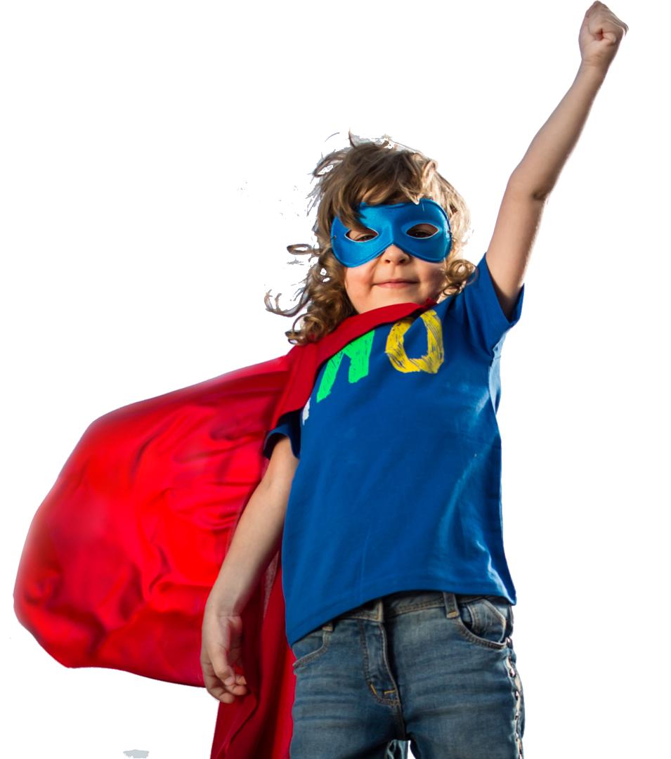 Careers advisor superhero